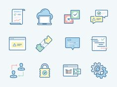 webina icons: in market :)