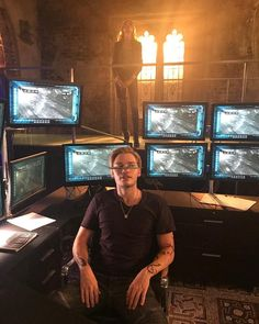 Malec, Clary Y Jace, Constantin Film, Shadowhunters Season 3, Actor Quotes, Dominic Sherwood, Jace Wayland, Sci Fi Shows, Shadowhunters The Mortal Instruments