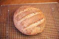 This is a re-post of the Boule Bread Recipe that I have updated with a better method for superior flavor and browning. Gluten Free Dinner, Gluten Free Cooking, Vegan Gluten Free, Dairy Free, Bread Recipes, Gluton Free, Breakfast Desayunos, Gluten Free Living, Gluten Free Recipes