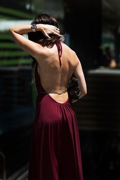 :: On the Street…..Summer Backless, Florence ::
