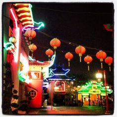 Chinatown, Los Angeles