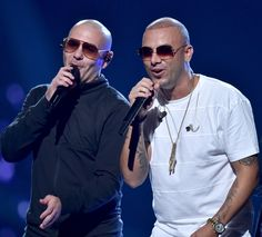 Pitbull y Wisin