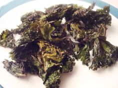 Tried it- Kale chips. This was my first experience with Kale and it sure it bitter! The recipe itself turned out really well so if you like Kale, try it.