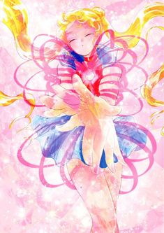 Sailor Moon + transformation