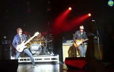 @glennhughes LIVE onstage w/ Black Country Communion in Indianapolis, Indiana, USA ~ June 15th,  2011.