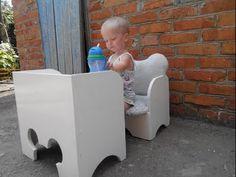 Детская мебель сделанная женскими руками