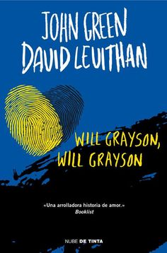 """Will Grayson, Will Grayson"" de John Green y David Levithan. Ficha elaborada por Daniel Sánchez Arroyo."