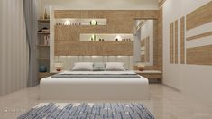 Bedroom Furniture Design, Modern Bedroom Design, Master Bedroom Design, Home Decor Bedroom, Bed Furniture, Bedroom Ceiling, Bedroom Ideas, Tv Cupboard Design, Bedroom Cupboard Designs