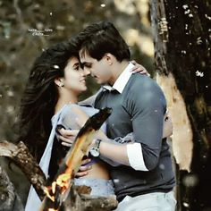 "Kaira ❤ ❤  @khan_mohsinkhan @shivangijoshi18 ❤ ❤"" Romantic Couple Images, Cute Couple Images, Cute Love Couple, Couples Images, Best Couple, True Love Couples, Cute Couples, Wedding Couple Poses Photography, Girl Photography"