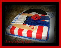 The BOSS cake is badASS!