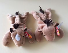 TY BEANIE BABIES Horses DERBY Stuffed Animals Collectible Toys Kids Home Girls #Ty