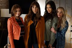 Pretty Little Liars will premiere its final season this April, and with only 10 episodes left, fans are already wondering if this is really the end. During the Television Critics Association press …
