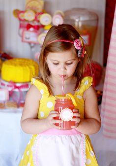 The Party Wagon - Blog Lemonade Days