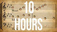 Classical Music Mashup 10 HOURS