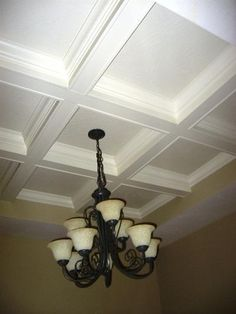 Coffered Ceilings On Pinterest Coffered Ceilings