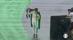 Com chuva e despedida de Massa, GP do Brasil registra maior audiência desde 2012