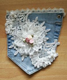 Shabby Chic, Crafting, Basteln, Crafts To Make, Crafts, Needlework, Shabby Chic Style, Knutselen, Diy