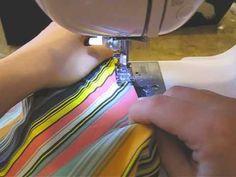 Cómo colocar o aplicar un elástico   EL BAÚL DE LAS COSTURERAS