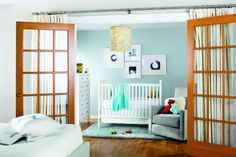 Sales of cribs are up 71 percent from last year, while glider sales have grown…