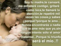 Soy tu madre...