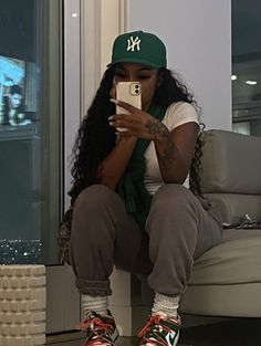 Swag Outfits For Girls, Chill Outfits, Cute Swag Outfits, Cute Comfy Outfits, Mode Outfits, Trendy Outfits, Plaid Shirt Outfits, Teenage Girl Outfits, Couple Outfits