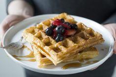 Waffle Tips via @kin