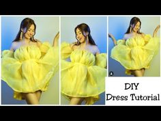 OFF SHOULDER DRESS DESIGN CUTTING AND STITCHING | simple and stylish - YouTube