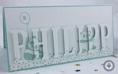 Blogparade Team Stempelwiese zum Thema Sale-A-Bration, Karte zur Geburt | Kreativglück, Stampin`UP!