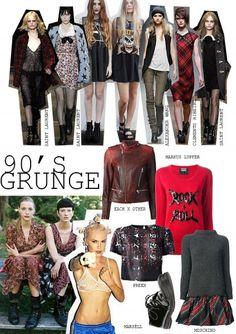 How To Wear- 90's Grunge. www.kit-magazine.com. 90s Grunge, Moschino, January, Magazine, Kit, How To Wear, Fashion, Moda, Fashion Styles