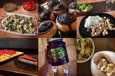 Mára egy olyan kajás posztot szánok, ahol bemutatom, hogy mit eszem egy nap, mivel sokan kérdezgetik mostanában, hogy épül fel egy napi étrendem, hogy bírom egyáltalán tartani a diétát.Az a helyzet, hogy nekem nagyon könnyű dolgom van, mert imádok sütni-főzni, ezért szívesen kísérletezgetek…