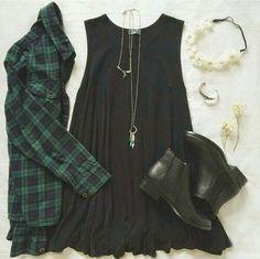 Imagen de outfit, fashion, and dress