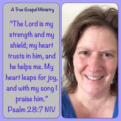 Trust the Lord..  #atruegospelministry