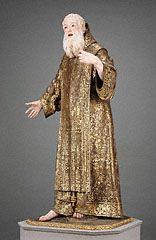 Saint Ginés de la Jara (Getty Museum)  Elisa Roldan http://www.rtve.es/alacarta/audios/radio/luisa-roldan-roldana-galeria/738431/