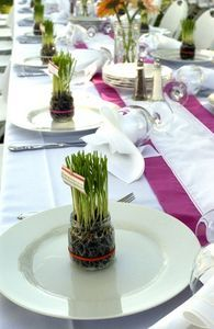 Nature In Centerpiece | #eventprofs www.MonasEventDosAndDonts.com/blog | Corporate Event Planning & Blog