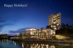Happy Holidays from the Architects (2015 Edition),Richard Meier & Partners