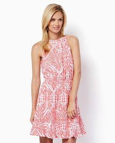 charming charlie | Raelyn Ruffled Sundress | UPC: 3000743659 #charmingcharlie