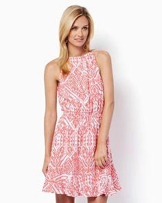 charming charlie | Raelyn Ruffled Sundress | UPC: 3000743659 #charmingcharlie