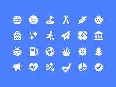 Pixi Icons by Scott Dunlap