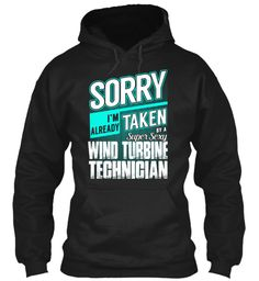 Wind Turbine Technician - Super Sexy