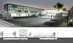 H2S Architekten - haubrich und scholtyssek - darmstadt