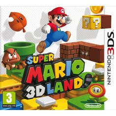 Buy Super Mario 3D Land from the official Nintendo site. Free Delivery on all orders.