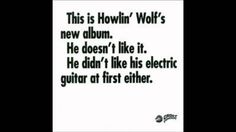 """Howlin' Wolf - """"Three Hundred Pounds Of Joy"""" (Psych., 1969)"""