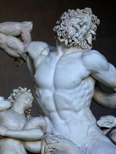 Il Gruppo del Laocoonte   Roma Barocca, anno 200 a.C.