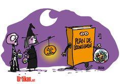 Halloween 2012 : Les légendes urbaines les plus flippantes ! - Dessin du jour - Urtikan.net