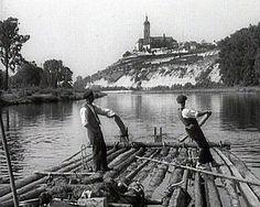 Vor na soutoku (1926). Vltava, Czech Republic