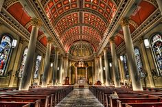 Cathedral of the Immaculate Conception - Mobile, Alabama