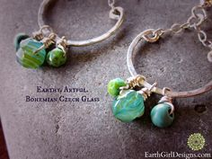 EarthGirlDesigns.com    Handcrafted Jewelry inspired by the Adirondack Mountains, Balance and the Beauty of Life