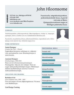 Book Or Retail Store Position Resume Template  Recipes