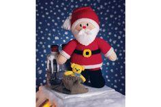 Wool Warehouse - Jean Greenhowe - Mascot Dolls (booklet)