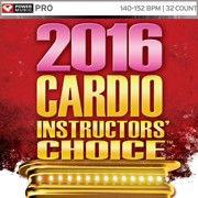 Instructors' Choice 2016 - Cardio